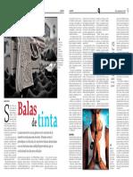 A. Narconovela-Balas de Tinta