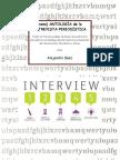 Nano Antologia de La Entrevista Periodis