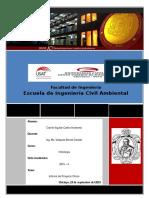Informe Proyecto Trasvase Olmos