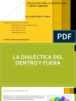La Dialectica Dentro y Fuera