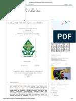 Nia Muflichana_ Makalah Teknik Analisis Data