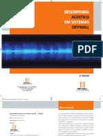 Manual de acustica Drywall