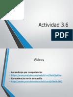 Actividad 3.6