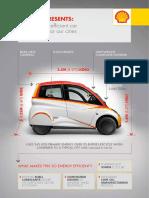 Shell Concept Car - Fact Sheet