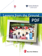 Lessons From the Ground_2015_HRCI