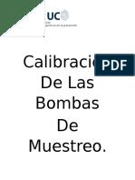 Calibración De Las Bombas de muestreo.docx