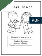 CuadernoDeTrabajo Primero