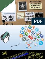 Comunicación Del Nuevo Milenio en Las Organizaciones - Agujero Negro o Cohete a La Luna. Alan Pineda