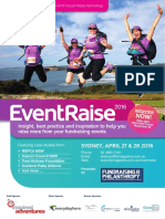 EventRaise 2016 Brochure