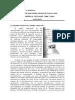 LA ECONOMÍA VENEZOLANA DURANTE LA PRIMERA ETAPA DEL GOBIERNO DE HUGO CHAVEZ.doc