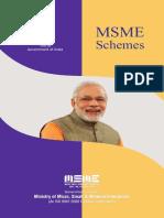 MSME Schemes_India
