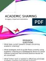 educ 6326 academic shaming presentation lm13 no narration
