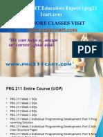 PRG 211 CART Education Expert / prg211cart.com