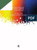 HeartBeat Handball Brochure