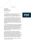US Department of Justice Civil Rights Division - Letter - tal307