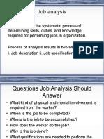HRM 3 - Job analysis.ppt