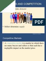 Market Compition