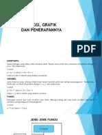 Fungsi (Matematika Ekonomi) 3
