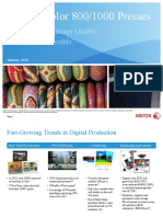 Digital Printing Presses