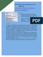 Informe farmacos cardiotonicos