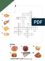 Food Crosswords 2