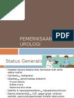 Pemeriksaan Fisik Urologi