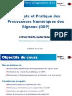 Cours Dsp Esprit p1 2011