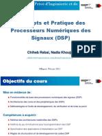 Cours Dsp Esprit p2 2011