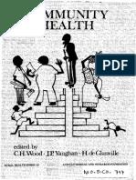 Community Health 3rd Edn. by AMREF
