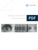 Prix Et Détail Formation - Global_Course-Program_2016