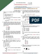 Nombramiento Docente SUTERU - APEUNU 2015 Razonamiento Lógico 2