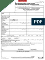 Visa Form IMM5257b(Pilot)3