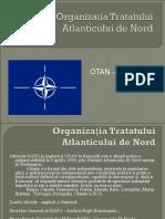 Organizaţia Tratatului Atlanticului de Nord
