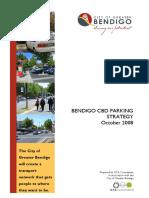 Cbd Parking Strategy October 2008