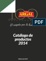 Argal Catalogo