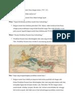 Analisis Peradaban Romawi Kuno