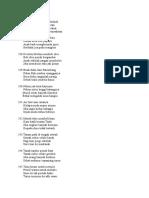 Puisi Lama 14