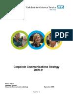 YAS Corporate Communicat