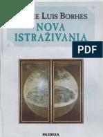 Jorge Luis Borges Nova Istrazivanja