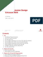 Ericsson 4G Design v18
