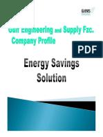 Guenis Company Portfolio