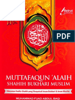 Muttafaqun Alaih Shahih Bukhari Muslim