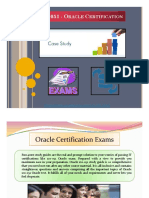1Z0-051 - Oracle Certification Prep