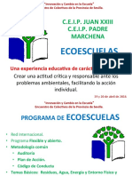 1.Ecoescuelas de Marchena