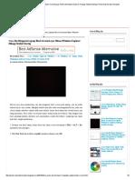 Cara Jitu Mengatasi Laptop Black Screen_Layar Hitam (Windows Explorer Hilang) Setelah Startup _ Portal Android Dan Komputer