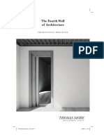 Decroos Bart - The Fourth Wall of Architecture