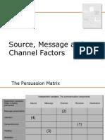 6. Sumber Dan Pesan Dalam Komunikasi