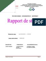 Rapport de Stage Dessin Batiment-www.rapport2stage.com