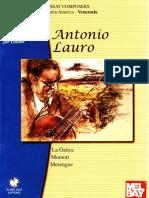 Antonio Lauro  Vol 8 Arr Alirio Diaz