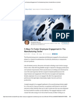 5 Ways to Foster Employee Engagement in the Manufacturing Sector _ Annabelle Bervert _ LinkedIn_ANOTHER IMP for INTRO